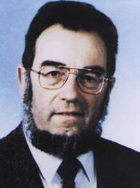 Pasteur Francis DIENY président de l'A.J.C. Mulhouse depuis 1984
